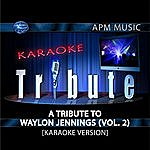 Waylon Jennings Karaoke Tribute: A Tribute To Waylon Jennings, Vol.2