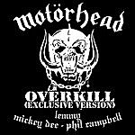 Motörhead Overkill (Exclusive Version)