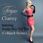 Fergie Clumsy (3-Track Maxi-Single)