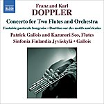 Patrick Gallois Concerto For Two Flutes And Orchestra
