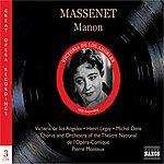 Victoria De Los Angeles Manon (Opera In Five Acts)