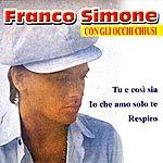 Franco Simone Con Gli Occhi Chiusi