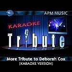 Deborah Cox Karaoke Tribute: More Tribute To Deborah Cox