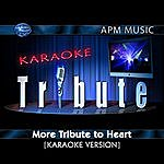 Heart Karaoke Tribute: More Tribute To Heart