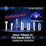 The Doors Karaoke Tribute: More Tribute To The Doors, Vol.1