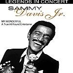 Sammy Davis, Jr. Mr. Wonderful
