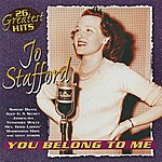 Jo Stafford 26 Greates Hits You Belong to Me