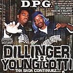 Daz Dillinger Tha Saga Continuez II (Parental Advisory)