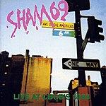 Sham 69 Live At CBGB's 1988