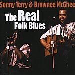 Sonny Terry The Real Folk Blues