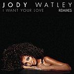 Jody Watley I Want Your Love (3-Track Single)