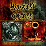 Malevolent Creation Warkult/The Will To Kill