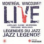 Oliver Jones Live! Jazz Legends