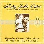 Sleepy John Estes Legendary Country Blues Artists - CD A
