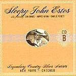 Sleepy John Estes Legendary Country Blues Artists - CD B