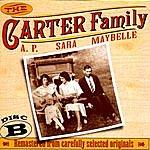 The Carter Family The Carter Family 1927 - 1934 Disc B