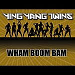 Ying Yang Twins Wham Boom Bam (5-Track Maxi-Single)