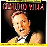 Claudio Villa Le Grandi Voci Della Canzone Italiana