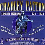 Charley Patton Complete Recordings CD E
