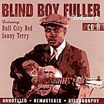 Blind Boy Fuller Blind Boy Fuller, Vol.2 (CD-A)