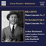 Artur Rubinstein Piano Concerto No.2/Piano Concerto No.1