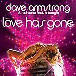 Dave Armstrong Love Has Gone (Wez Clarke Remix 2-Track Single)