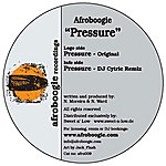 Afroboogie Pressure (Single)