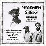 Mississippi Sheiks Complete Recorded Works, Vol.3: 1931-1934