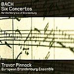 Trevor Pinnock Six Concertos For The Margrave Of Brandenburg