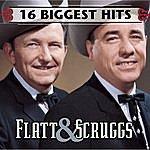 Flatt & Scruggs 16 Biggest Hits