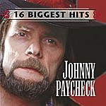 Johnny Paycheck 16 Biggest Hits