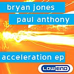 Bryan Jones Acceleration EP