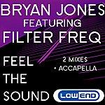 Bryan Jones Feel The Sound (3-Track Maxi-Single)