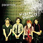 Paramore Misery Business (2-Track Single)
