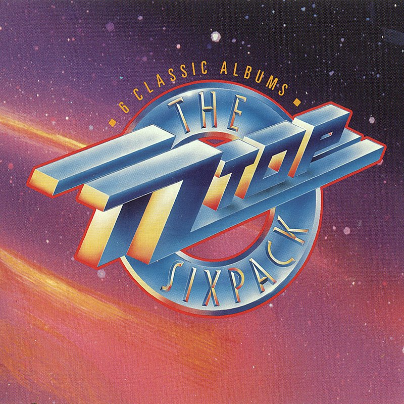 Cover Art: The ZZ Top Six Pack