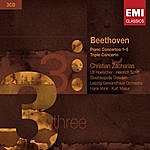 Christian Zacharias Piano Concertos Nos. 1-5/Triple Concerto