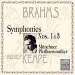 Rudolf Kempe Symphonies Nos. 1 & 3