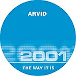Arvid The Way It Is (Maxi-Single)