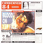 Condemned 84 Blood On Yer Face (Parental Advisory)