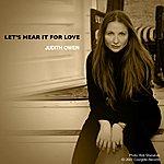 Judith Owen Let's Hear It For Love (Single)