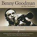 Benny Goodman & His Orchestra Swingtime!