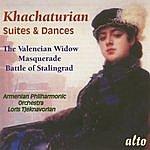 Loris Tjeknavorian Suites & Dances: The Valencian Widow, Masquerade, Battle Of Stalingrad