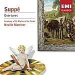Neville Marriner Overtures