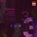 Pyotr Ilyich Tchaikovsky Symphonies Nos. 4-6