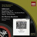 Jean Sibelius Symphony No.7/Pelléas Et Mélisande/Oceanides