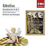 Jean Sibelius Symphonies Nos. 4 & 5 (Remastered)