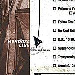 The Mendoza Line Before I Hit The Wall (3-Track Maxi-Single)