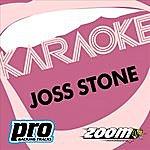 Joss Stone Zoom Karaoke: Joss Stone