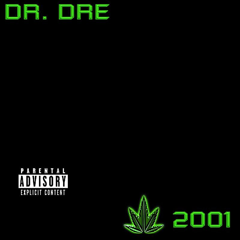 Cover Art: 2001 (Parental Advisory)