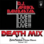 Afrika Bambaataa Death Mix Live (2-Track Single)